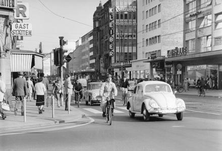 Wirtschaftswunder 1961, Bundesrepublik Deutschland
