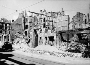 Deutschland in Trümmern 1945