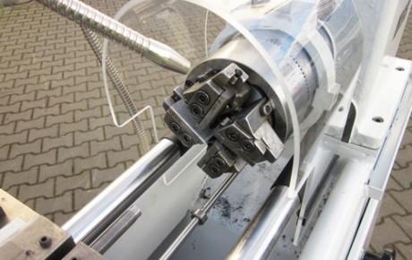 WEEREN Außengewindeschneidmaschine Typ WSt27Z16